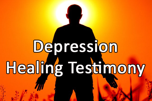Chronic depression: healing testimony