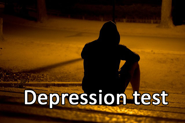 Depression: physical and psychological symptoms + TEST