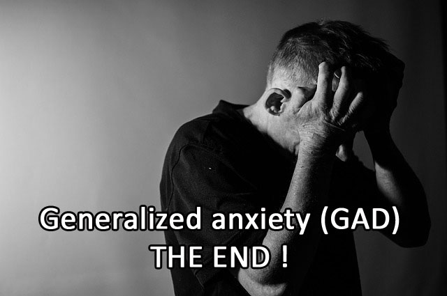 Generalized anxiety (GAD): my testimony of healing