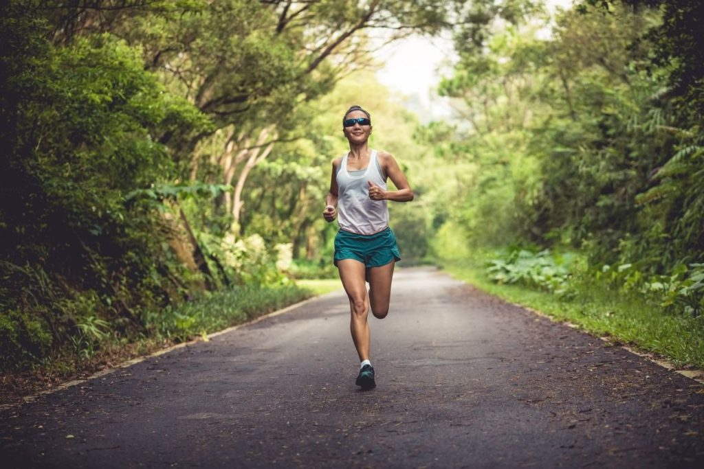 Improve your cardio while running
