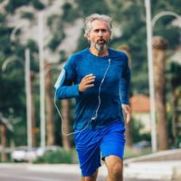 How to be less breathless while running?