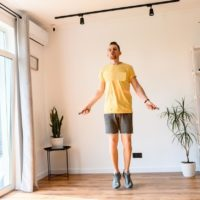 How to work on your cardio at home?