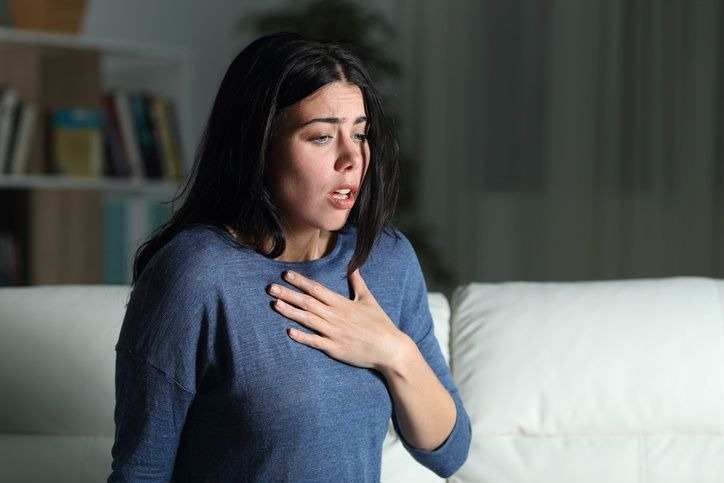Breathing draft causes symptoms and solutions