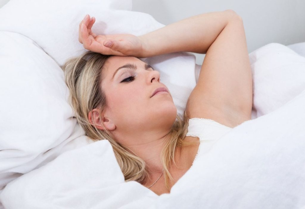 Chronic severe fatigue and stress
